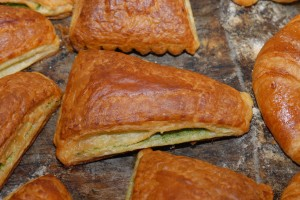 Spinach and Cheese Pastry