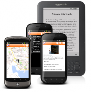 Interactive smartphone maps help you save time and money and make the most from your travels...