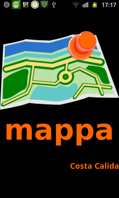 Map Of Spain For Android.Free Maps Of Murcia Spain For Your Android Phone Nativespain Com