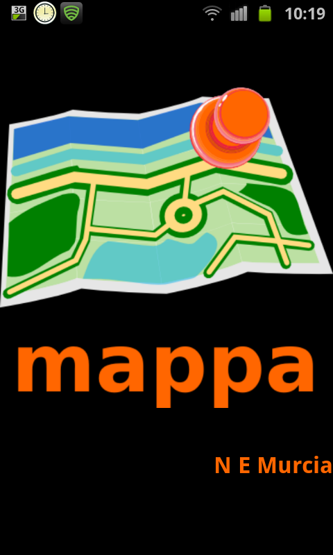 Free maps of Murcia, Spain, for your Android Phone