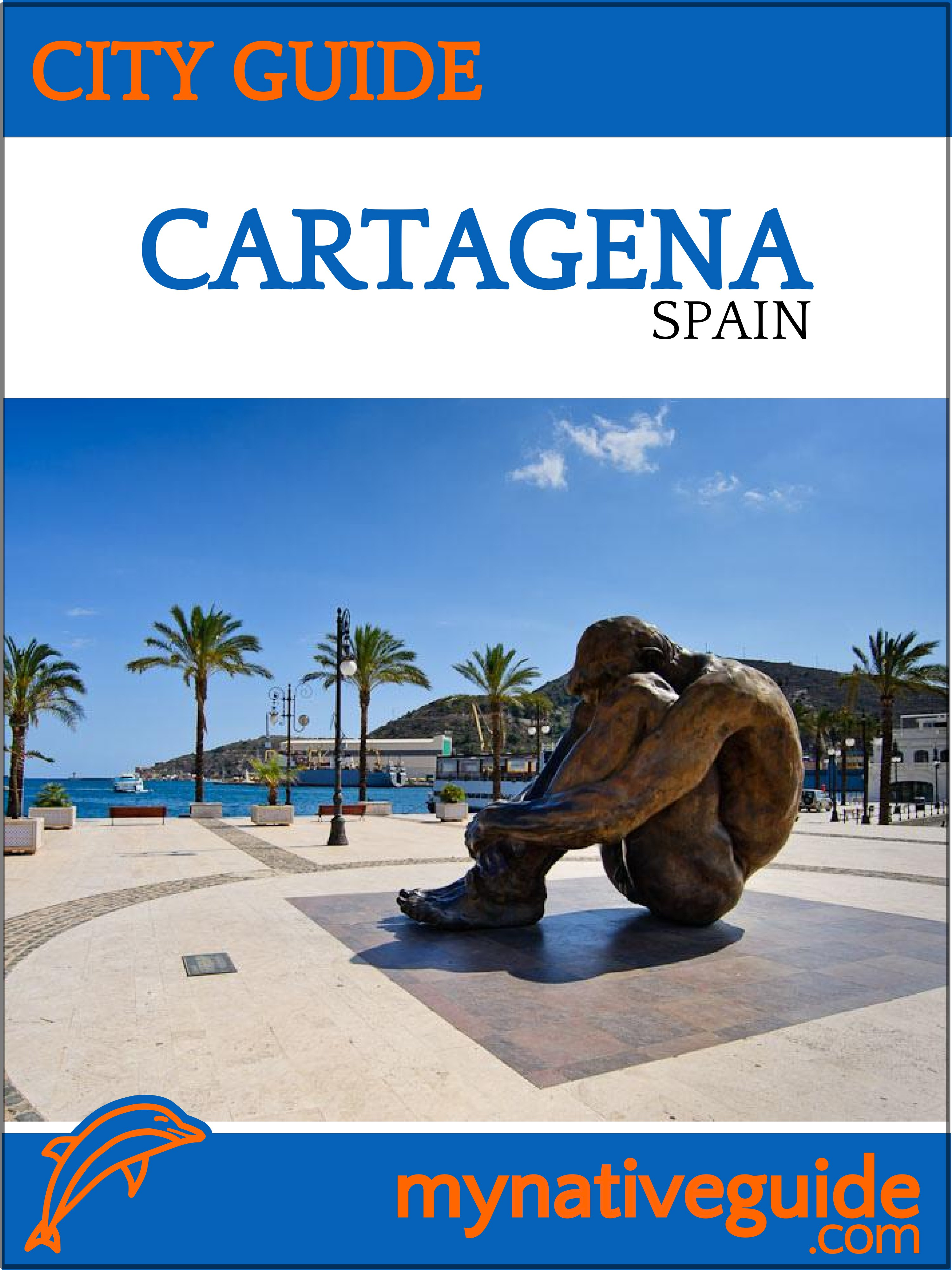 Kindle Guide to Cartagena City from MyNativeGuide.com