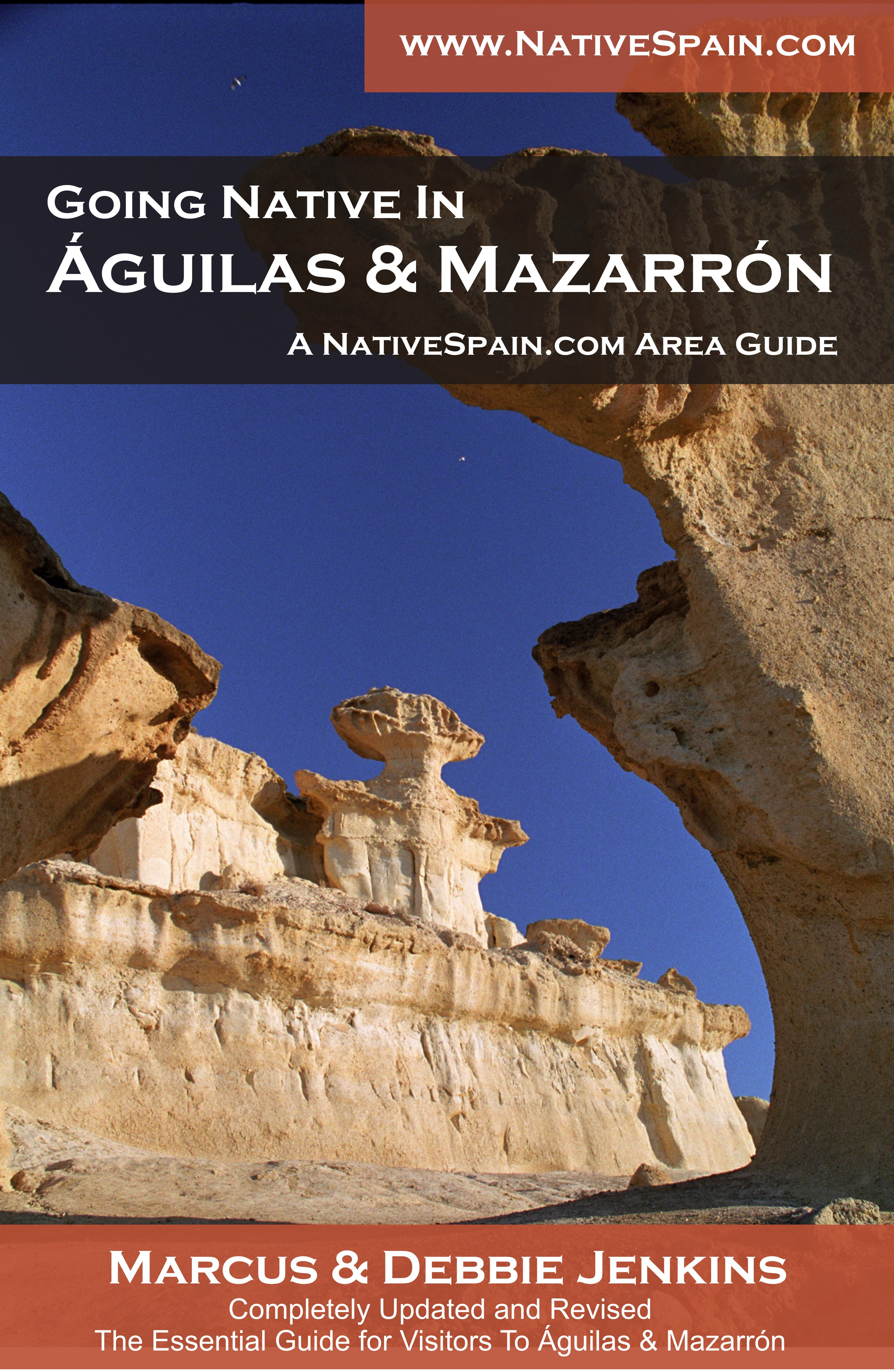 Águilas & Mazarrón – Kindle Edition – Download Now!
