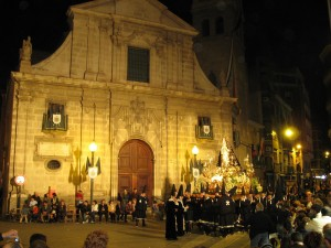 Easter Procession in Murcia
