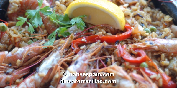 Seafood Rice – Arroz y Pescado – Spanish Recipe