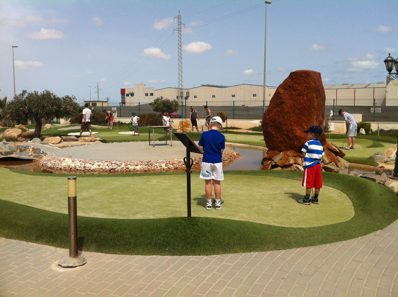 Golf for the Kids – Day Out With The Kids in Murcia, Costa Cálida