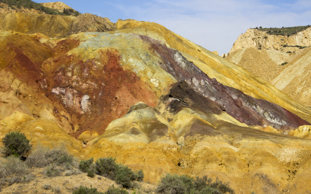 Multicoloured Mines of Mazarron