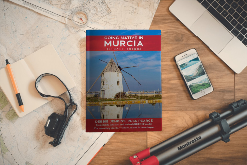 Going Native in Murcia – Fourth Edition – JUST RELEASED!